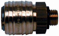 Quick Connect Couplings, Outside Thread