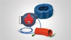 Compressed-air Hoses, Retractor Drums, Spiral Hose