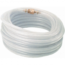 Compressed Air Hose, Extension with Coupling