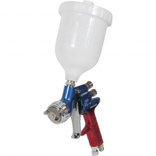 Paint spray gun for primer/filler