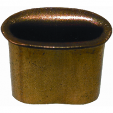 Brass Oval Rivet