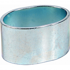 Clamping Ring, Zinc-Plated