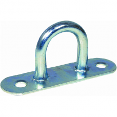 Shackle Bracket with Straight Plate