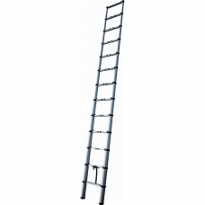 Aluminium Telescopic Leaning Ladder