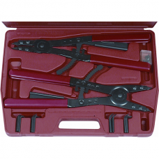 Seeger Circlip Pliers Set with Ring Fixing