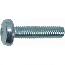 Binding Head Screws DIN7985 4.8, GA in Box 2