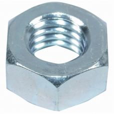 Hexagon Nuts DIN 934-8, Zinc Coated in Box 2