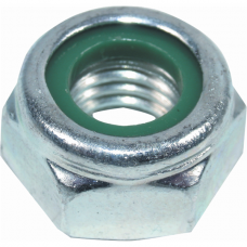 Hexagonal Nuts DIN 934-8, Zinc Coated in Box 2
