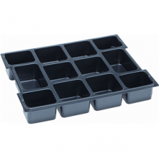 VAROBOXX 1 deep drawn insert 12 compartments