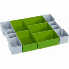 VAROBOXX 1 inset box set, light green