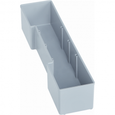 VAROBOXX 1 side inset box, grey