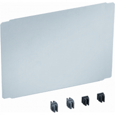 VAROBOXX 3 pass partition plate, long