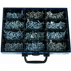 Flat Head Countersunk Screw DIN 965 GA, Assortment