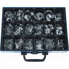 Sealing Rings DIN 7603 A, Aluminium, Assortment