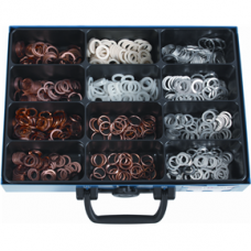 Sealing Rings for Oil Drain Plugs, Assortment