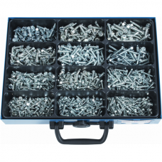 Self-drilling Screws DIN 7504 K, Assortment