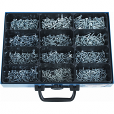 Self-drilling Screws DIN 7504 P, Assortment