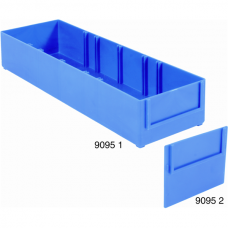Storage Box Size D Blue