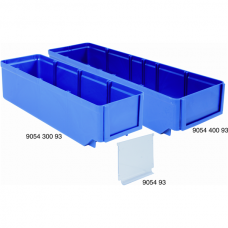 Storage Boxes Blue 93 mm