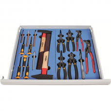 Tool trolley 179 with 192 pce tool kit