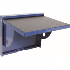 Tool trolley attachment table foldable