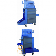 Workshop Trolley for Painters / PFA