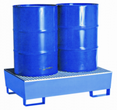 VARO Collecting Tray for 2x200 l Barrels