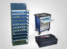 VARO Shelf/Stocking System, Lorries, Assortment