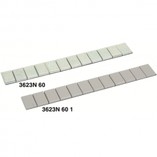 Adhesive Weights Steel 60 g ECO