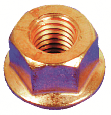 Exhaust Nut with Flange