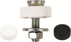 Numberplate Screws V-Form with Cap Head